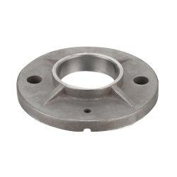 China Fabricante balaustrada componentes de aço inoxidável Base para o corrimão com marcação CE