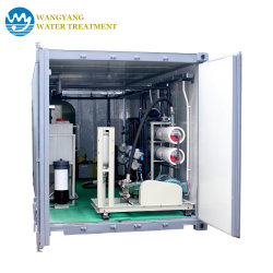 72tpd RO Water Treatment Sea Water Desalination Equipment
