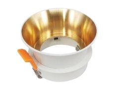매입형 조명 장착 프레임 스팟 다운라이트 알루미늄 천장 조명 장착 (LED/할로겐/GU10/MR16/PAR16/GU5.3/50mm) 816r-D