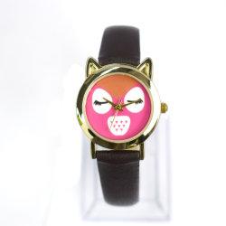 OEM Mode bijoux personnalisés Logo charmant animal montre-bracelet19017 (cm)