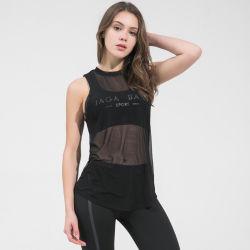 Parte superiore di serbatoio casuale asciutta rapida all'ingrosso di forma fisica delle donne dei vestiti di ginnastica delle signore di allenamento di sport