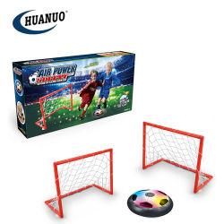 I giocattoli moderni di sport hanno sospeso la rete della sfera di calcio del cuscino d'aria con indicatore luminoso