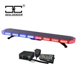 Röhrenblitz Lightbar der Dach-Montierungs-LED greller warnender Notleuchte-Stab mit Lautsprecher Tbd20926