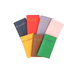 2021 Commerce de gros de la Papeterie Bricolage cadeau promotionnel Leafe lâche de PU de couture en cuir pour ordinateur portable de journal