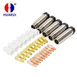 140.0442 Huarui Cu-E Contact Astuce accessoires de soudage MIG