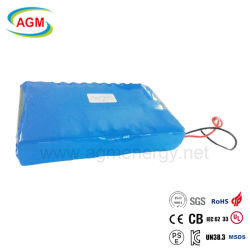 OEM 6s8p 18650L 24 V 18 ah lithium-ionbatterij