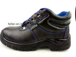 Anti-Breekt van de isolatie de Schoenen van het Werk van de Productie van de Injectie van de Teen Pu van de Bescherming van de Schoenen van de Veiligheid