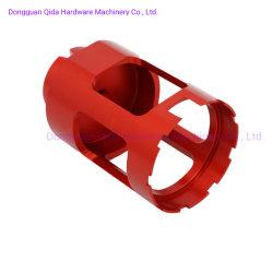 Китайский механизм детали/поставщиками. Настраиваемые Высокоточный алюминиевый корпус с ЧПУ обработанной детали автомобильных деталей