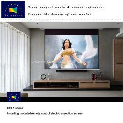 Montage plafond pour projecteur écran motorisé Smart Sound Transparence