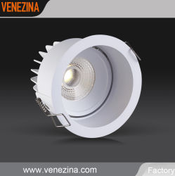 Riflettore messo PANNOCCHIA profonda di alluminio dell'indicatore luminoso di soffitto Non-Dimmable/di Dimmable LED LED, LED Downlight
