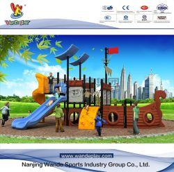 De plastic Apparatuur van de Speelplaats van de Kinderen van het Pretpark van de Spelen van de Jonge geitjes van het Stuk speelgoed Openlucht