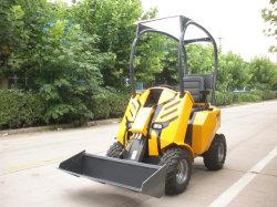Hy200e Electric Mini tracteur articulé Ignorer chargement frontal pour la vente du chargeur