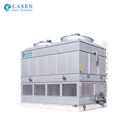 Certificado CTI Sistema de Enfriamiento de la Marca Casen Material de Acero Resistente al Ácido Flujo Cruzado / a Contracorriente Cerrado Torre de Enfriamiento