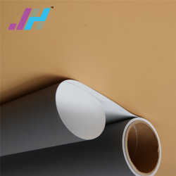 Textile Chemicals Fabric Grey Frontlit Banner