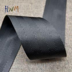 Poliéster/Nylon/Poliamida/PP/Polipropileno/Imitación de algodón/Nylon/tejido Jacquard para bolso/mochila/prenda de ropa/accesorios, correa del cinturón de seguridad