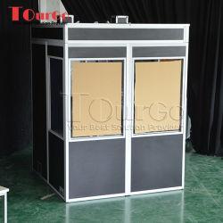 Cabina simultanea internazionale leggera su ordinazione di traduzione del sistema di congresso di interpretazione di Tourgo