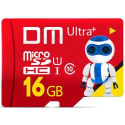 고속 빨간색 Dm 매우 마이크로 SD 카드 Microsdhc 16GB 메모리 카드 TF 카드