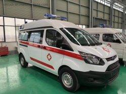 小型移動式病院の救急車 Ratchet 医学緊急救急車トラック