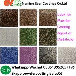 Elektrostatische/Tribo Matt Epoxid-Polyester Ral Farben-Puder-Beschichtung