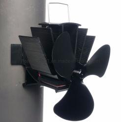 Remorable vãos livres magnético térmico do tubo Powered Fogão Ventilador (HL-600B)