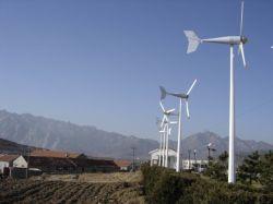 Libre Guy permanent lié Pole Mini de l'axe de l'éolienne Horizon un usage résidentiel 2kw 1 kw pour la vente