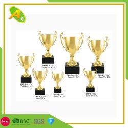 Sport su ordinazione del metallo dell'argento della lega del campione di alta qualità/trofeo tazza di mondo (008)