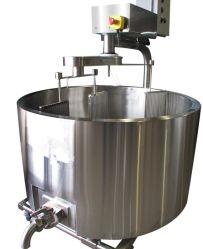 304 스테인리스 스틸 원형 쉐이프 치즈 VAT