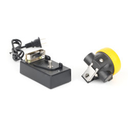 Bozz Li-Ion Kohlelampe, schnurlose LED-Bergleute, Caplamp Scheinwerfer (Bk3000)