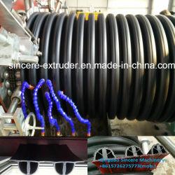 Экструзионная Линия для Спиральновитой Гофрированной Трубы для Канализации и Емкости