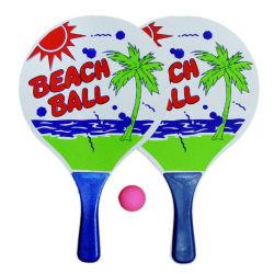 Praia raquetes de ténis de mesa, vem em diferentes designs