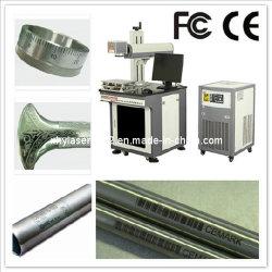 ماكينة علامات ليزر معدنية علامة لمضخة أشباه الموصلات الجانبية علامة الليزر الماكينة