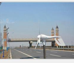 В горизонтальном положении 600W Системы ветроэлектрических генераторов для питания впускного воздуха