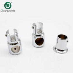 Connettore d'attaccatura del tubo della barra del portello scorrevole della doccia