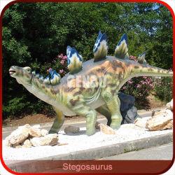 Patio exterior de la Simulación 3D de alta artificial de los modelos de Dinosaurios