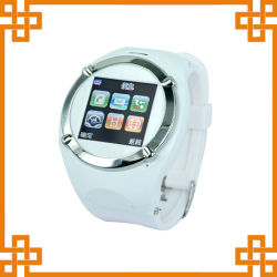 Low End Price Touch Screen Wirst Mobile Watch