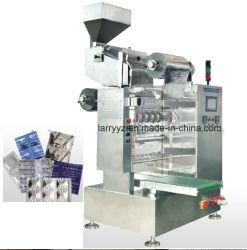 Dxdp350 cuatro líneas suaves Al-Al doble Máquina de embalaje blister