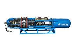 空気の管の覆われた管のアラインメントのためのパージシステムが付いている内部整列クランプ