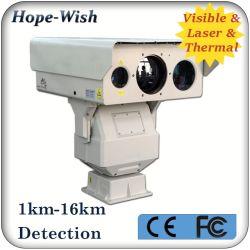 多機能監視光学レーザーサーマルイメージングカメラ
