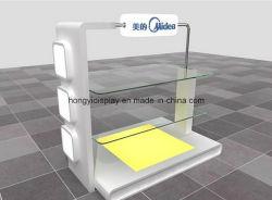 Multifuntional двойные боковые стойки на гондоле, напольная подставка