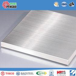 SUS 304, 304L, 316, 316l 2b Tôles en acier inoxydable avec SGS ISO
