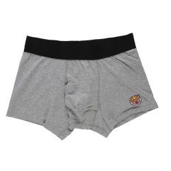 Personalizzare biancheria intima popolare degli uomini di modo delle mutande della biancheria intima di Shorts del pugile dei pugili senza giunte dell'uomo cotone/dello Spandex la breve