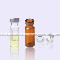 Fiale di vendita calde di Mastelf per cromatografia a fase mobile liquida