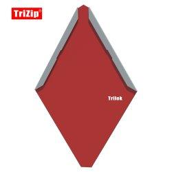 Trilok металлический фиксатор кровельной плитки, настенные панели, кровля Шингл Trilok-D2