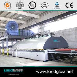 Máquina Landglass Doble Calefacción Cámara de Vidrio Plano Templado