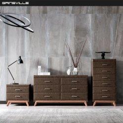 Kundenspezifische Schlafzimmer-Möbel-Frisierkommode mit den festes Holz-Beinen Gdr5700