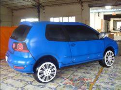 La publicité personnalisée produit Modèle de voiture gonflable gonflables (M-093)