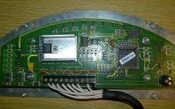 Carro Eléctrico ODM OEM instrumento de painel de bordo os Painéis de Instrumentos de PCB