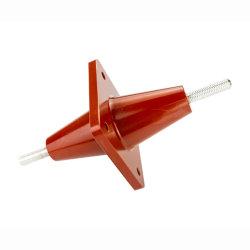 Entièrement isolé de la bague du tube isolant haute tension de la résine époxy SF6