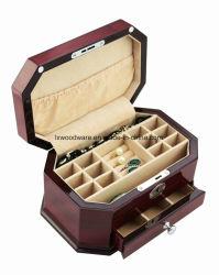 هدية من مجوهرات خشبية من أوكتاجون إلى بيانو فاخر مطلي بطلاء فاخر صندوق