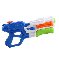 Faça a sua própria concepção de Verão de boa qualidade Cofre jogos interactivos pistolas de água de alta pressão de material de PVC